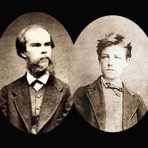 Rimbaud & Verlaine in Camden