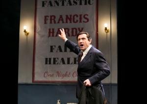 Sean O'Callaghan as Francis Hardy