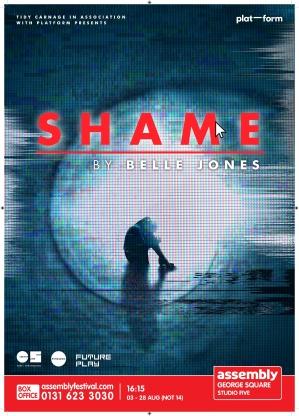 Shame Poster A3-001
