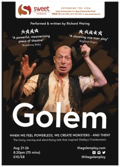 Golem Final poster PHOTO