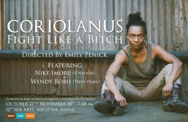 Poster, Coriolanus