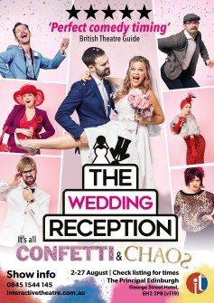 Poster_The Wedding Reception
