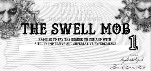 SWELL MOB FLYER