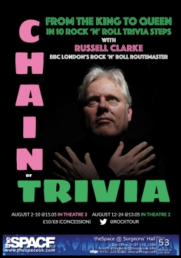Chain of Trivia A5 FLYER