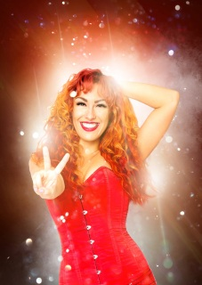 Natalie Gray as 'Ginger Spice' photo by Rhian Cox (4).jpg