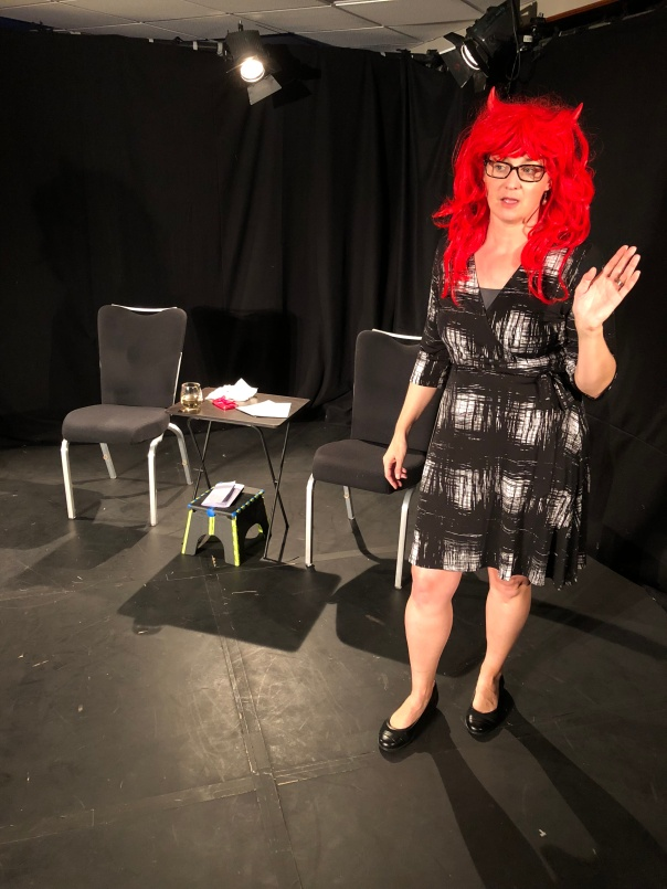 Sometimes I Feel Like and Evil Stepmother! Fringe 2018.jpg